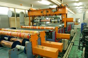 印刷ロール装置